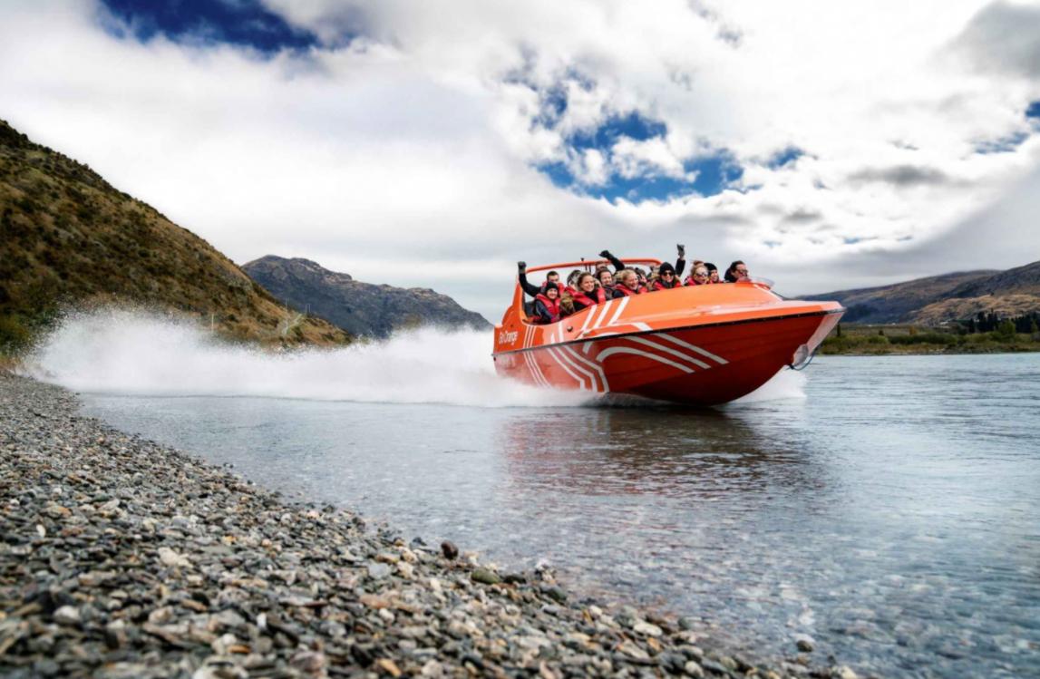 river jet boat